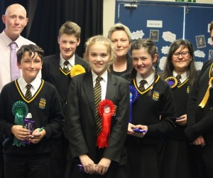 Penrice Students Vote in Mock Election