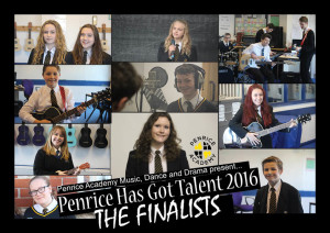Penrice Has Got Talent Finalists Final