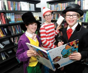 World Book Day the Core