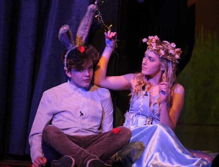 A Midsummer Night's Dream - Penrice Academy