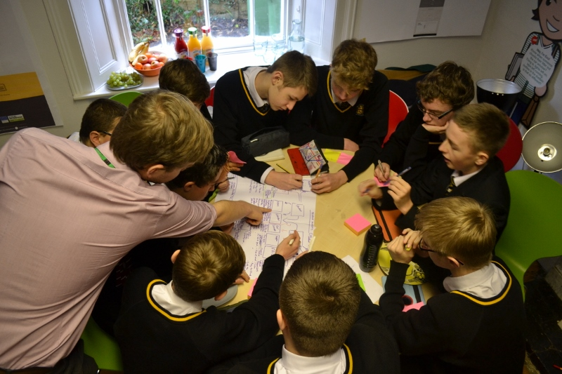 iPad Geniuses at leap in St Austell