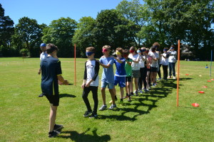 Year 8 Team Building