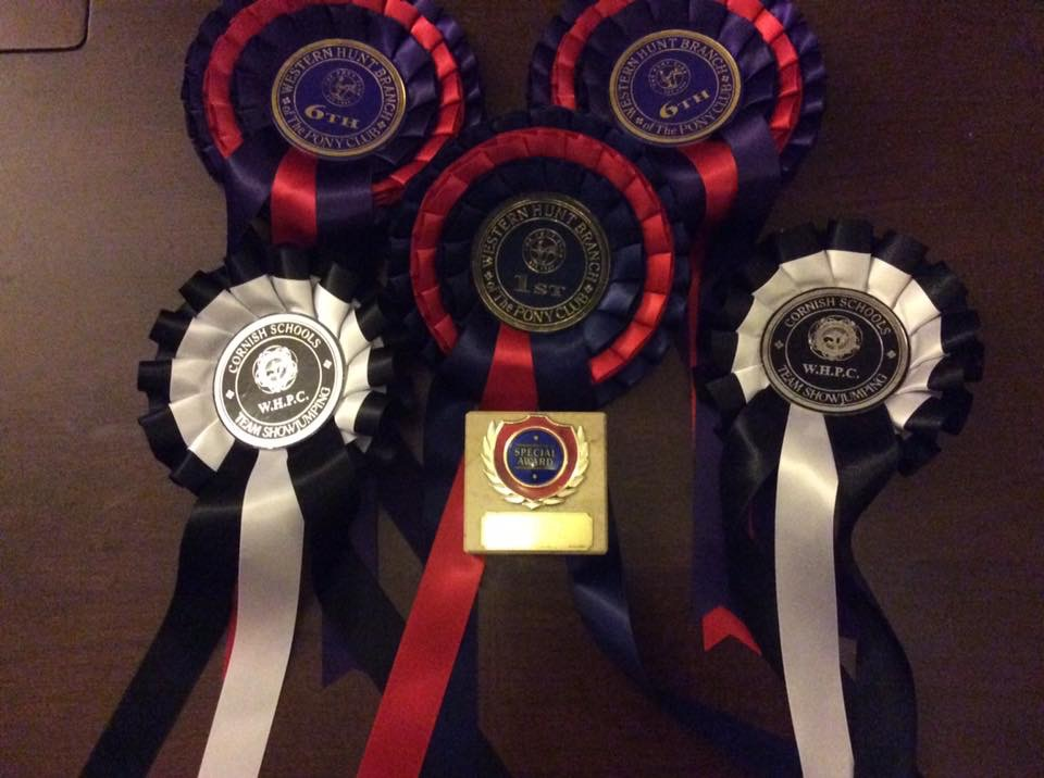 Showjumping Report March 2017 Penrice Academy