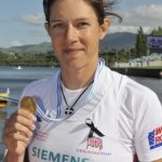photo of Olympic Rower Annie Vernon